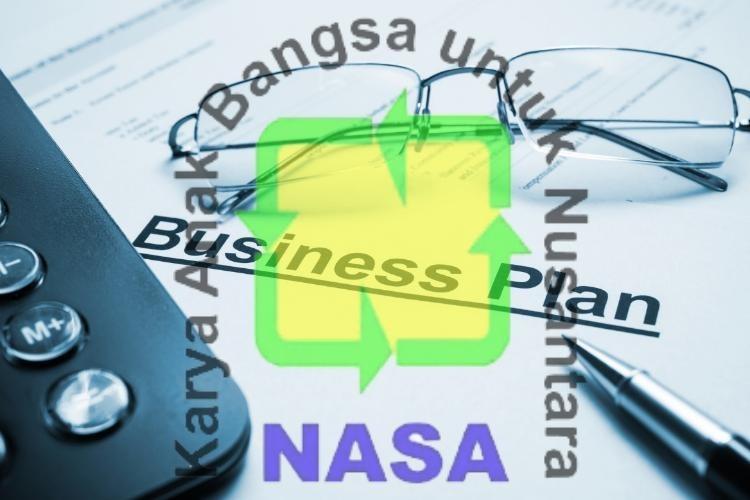 Marketing Plan Bisnis Nasa