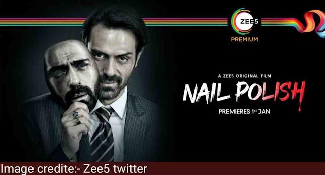 Nail Polish Web Series Download Leaked Filmyzilla filmywap Tamilrockers,480p, 720p, 1080p