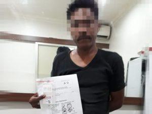 Ngaku Anggota DPRD NTT Diringkus Satresnarkoba Polres Jakarta Barat