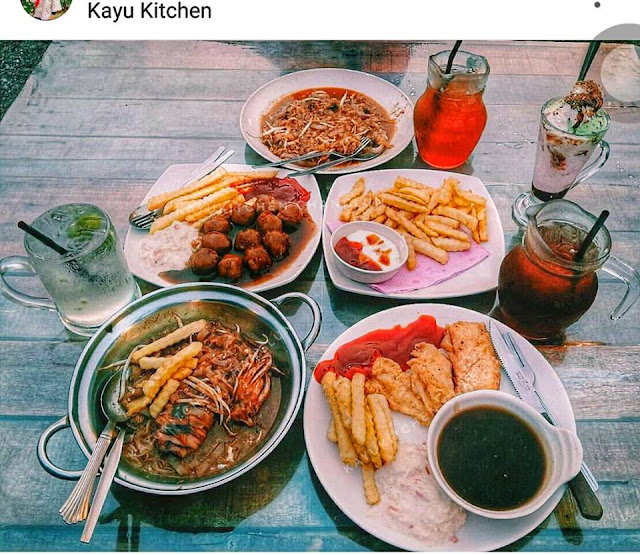 Kayu Kitchen Changlun