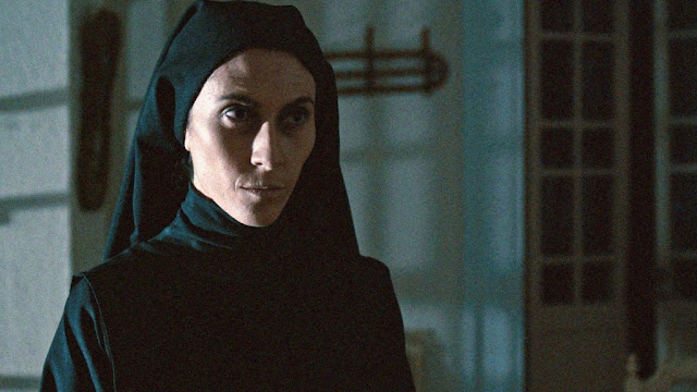 Una monja maldita en la película boliviana 'The Shades' [Tráiler]