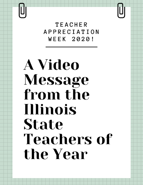 A Message from the Illinois State Teachers of the Year