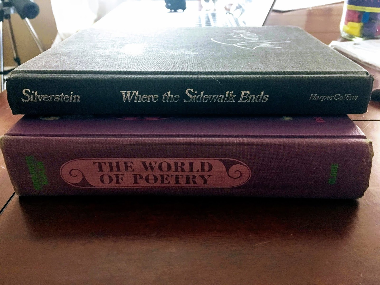 Childrens's Poetry, an IWSG post