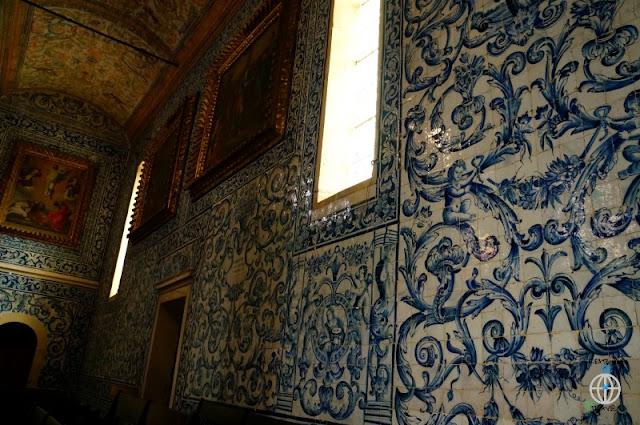obidós kościół azulejos