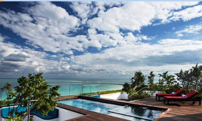 Miami Beach Hotel Rooms at the Hilton Bentley