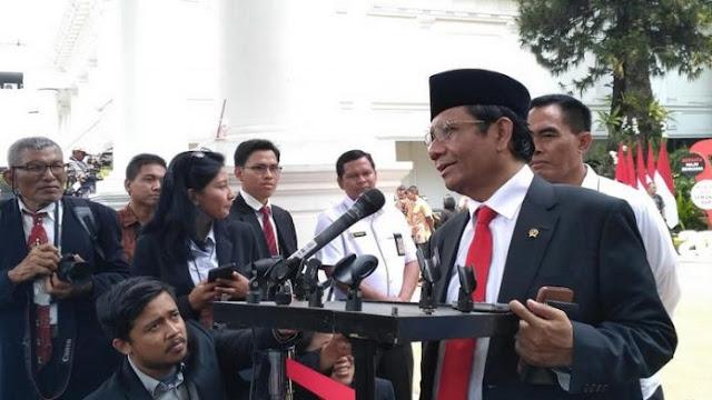 Menkopolhukam Minta Masjid di Kantor Pemerintah Menjadi Agen Persatuan