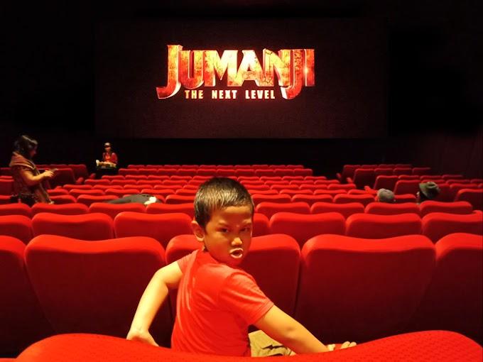 Jumanji The Next Level, Nih Film Masih Kocak Aja.