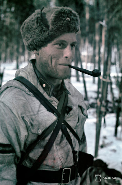 Finnish 2nd Lieutenant 19 April 1942 worldwartwo.filminspector.com