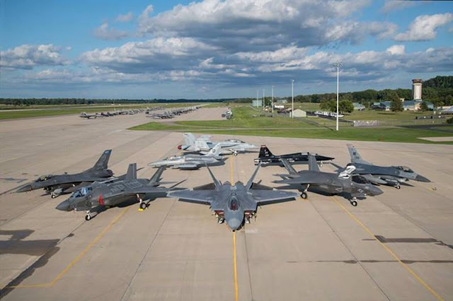 Volk Field to host nearly 50 aircraft for Northern Lightning Counterland training exercise