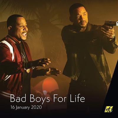Senarai Filem Yang Akan Keluar di Panggung Wayang Tahun 2020 - Bad Boys for Life (2020)
