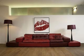 дизайн гостиной губы
