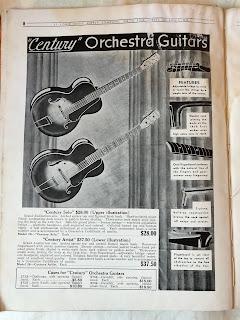 century orchestra guitars