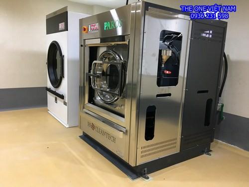 Máy giặt sấy công nghiệp cho trường mầm non