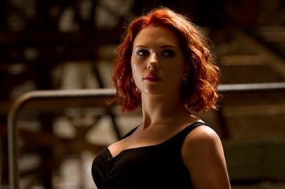 Actriz Scarlett Johansson Avengers