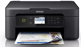 Epson Expression Home XP-4100 Driver