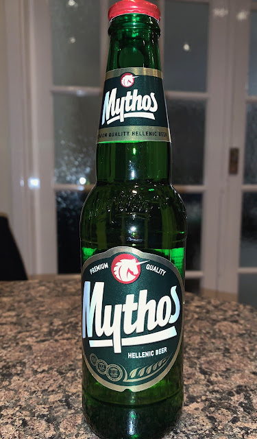 Mythos Beer (Olympic Brewery)