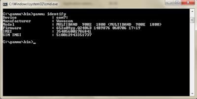 Cara Install Gammu Di Windows 7