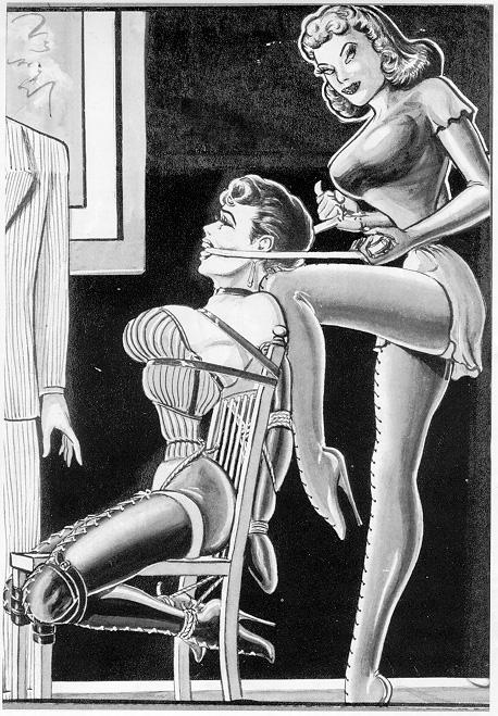 Stanton femdom art godse