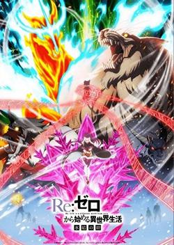 Re Zero kara Hajimeru Isekai Seikatsu Hyouketsu no Kizuna BD