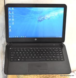 Jual Laptop HP 14-g102AU | 14-inch - Banyuwangi