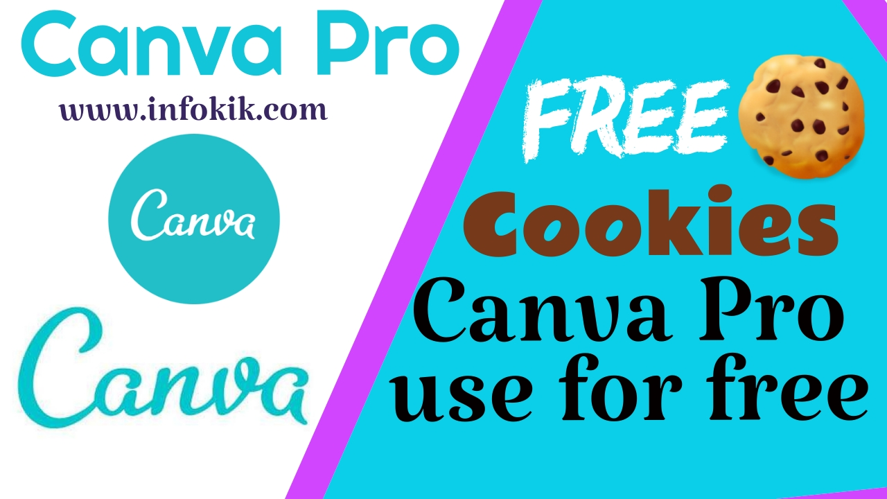 Use Canva Pro With Cookies 2020