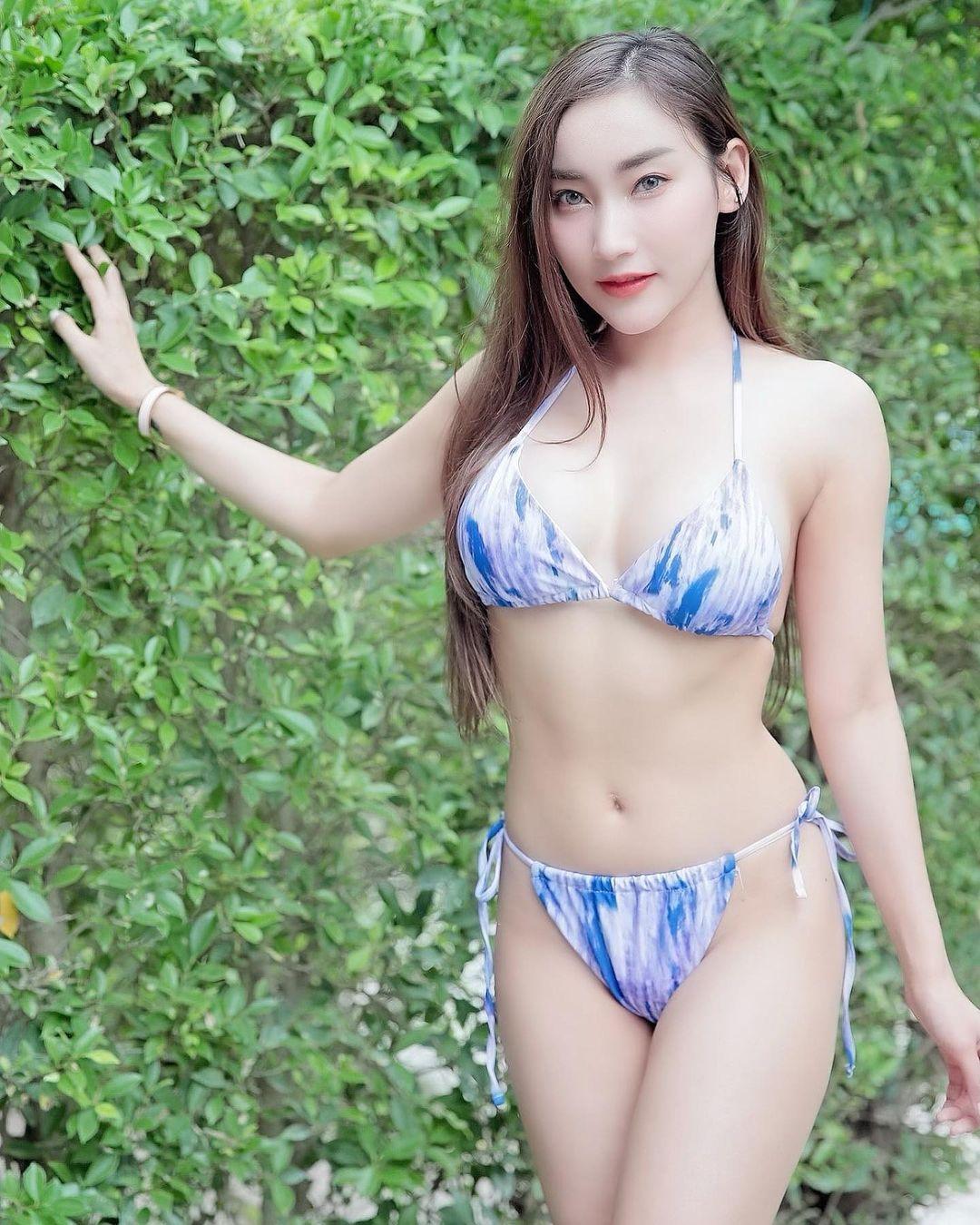 Thailand Beautyful Girl Pic No.301 || Tidaporn Sangiamfak