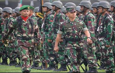 Pantun Cita Cita Jadi TNI