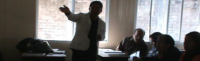 Profesor Ayuujk-Oaxaqueño-Mexicano decide contar y cambiar su historia