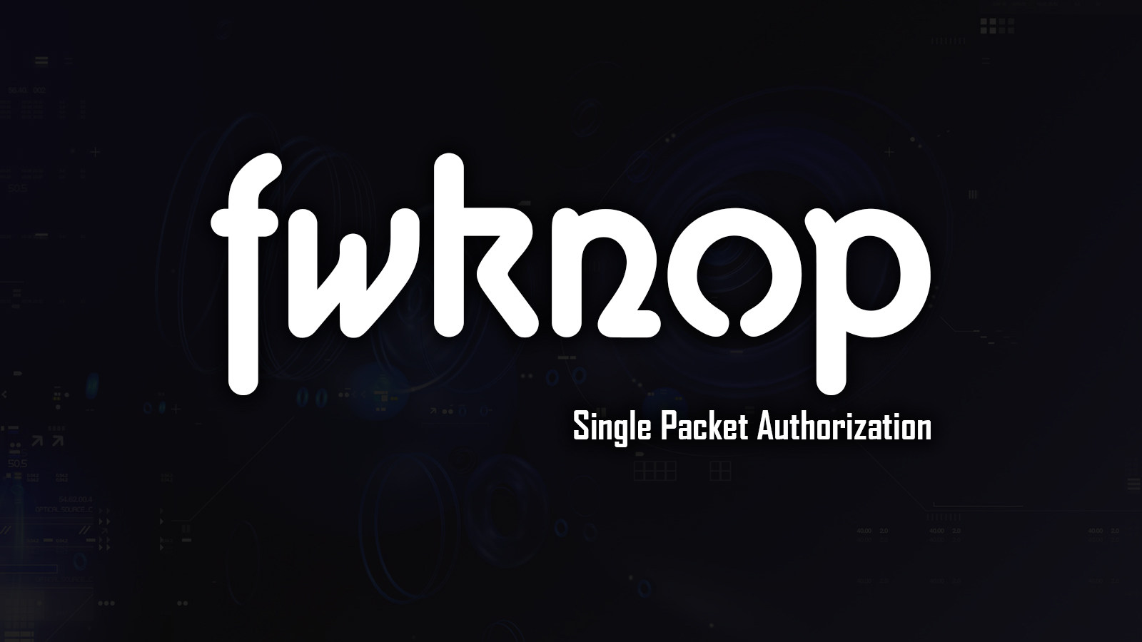 fwknop - Single Packet Authorization > Port Knocking