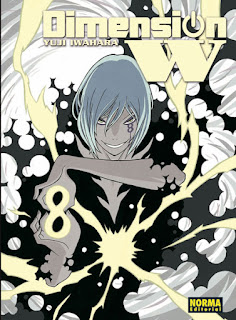 "Manga: Reseña de ""Dimension W #8"" de Yūji Iwahara - Norma Editorial"