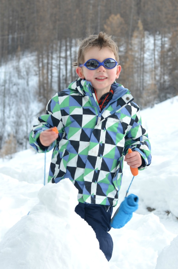2a19b32d9 The Adventure of Parenthood  What the Boys Wore - Muddy Puddles Ski Wear