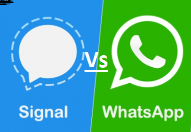 Why is Signal the best alternative to WhatsApp?