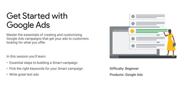 Get started with Google Ads, Sep 2020