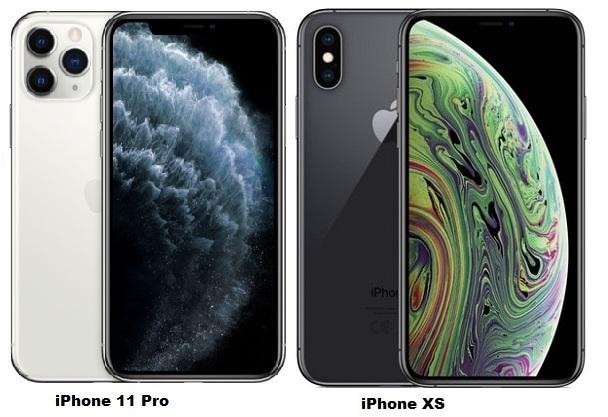 iPhone 11 Pro Vs iPhone XS Specs Comparison