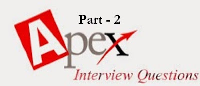 apex-Interview-questions