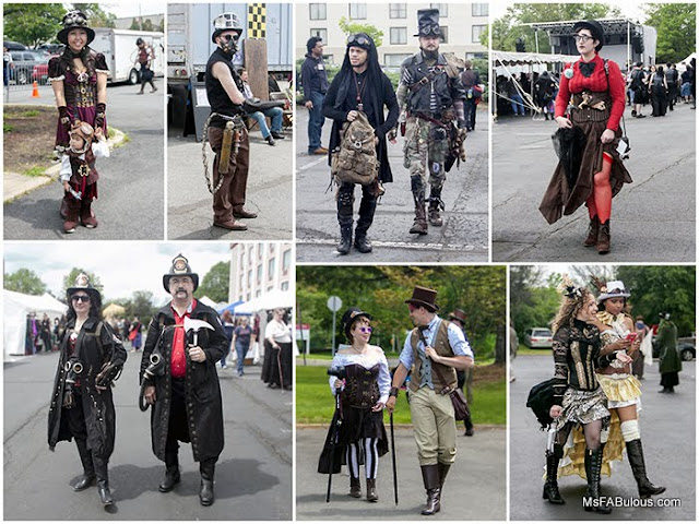 steampunk worlds faire