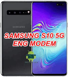 Samsung S10 5G SM-G977U U3 Eng Modem File-