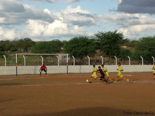 4ª Copa Amparense de Futebol em Andamento