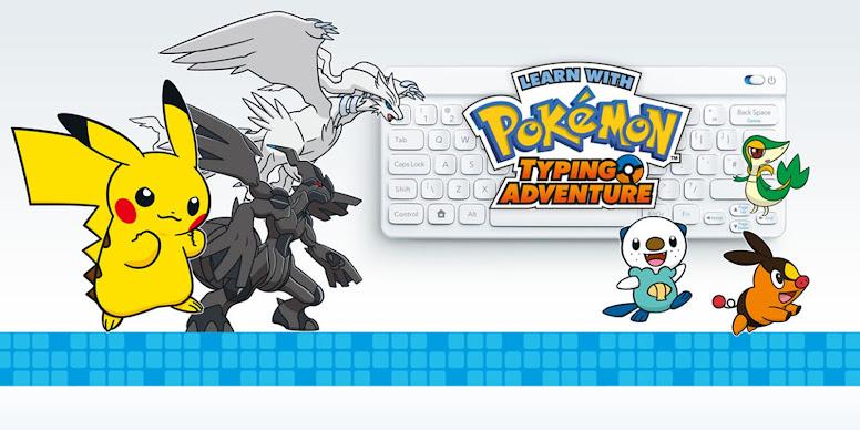 Pokémon Typing Adventure Logo