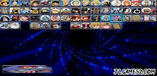 ANIMES STORM MUGEN ANDROID APK