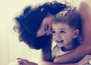 Δεν θέλω να είμαι μια μαμά που δίνει το 110% του εαυτού της