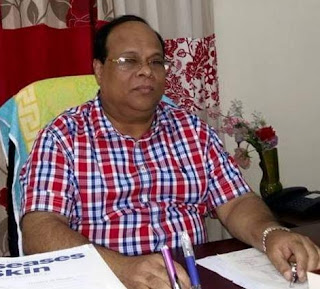 Dr Nurunnobi Laizu,Principal of Rangpur medical College