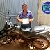 Piripiriense é multado por pilotar moto sem cinto de segurança em Teresina