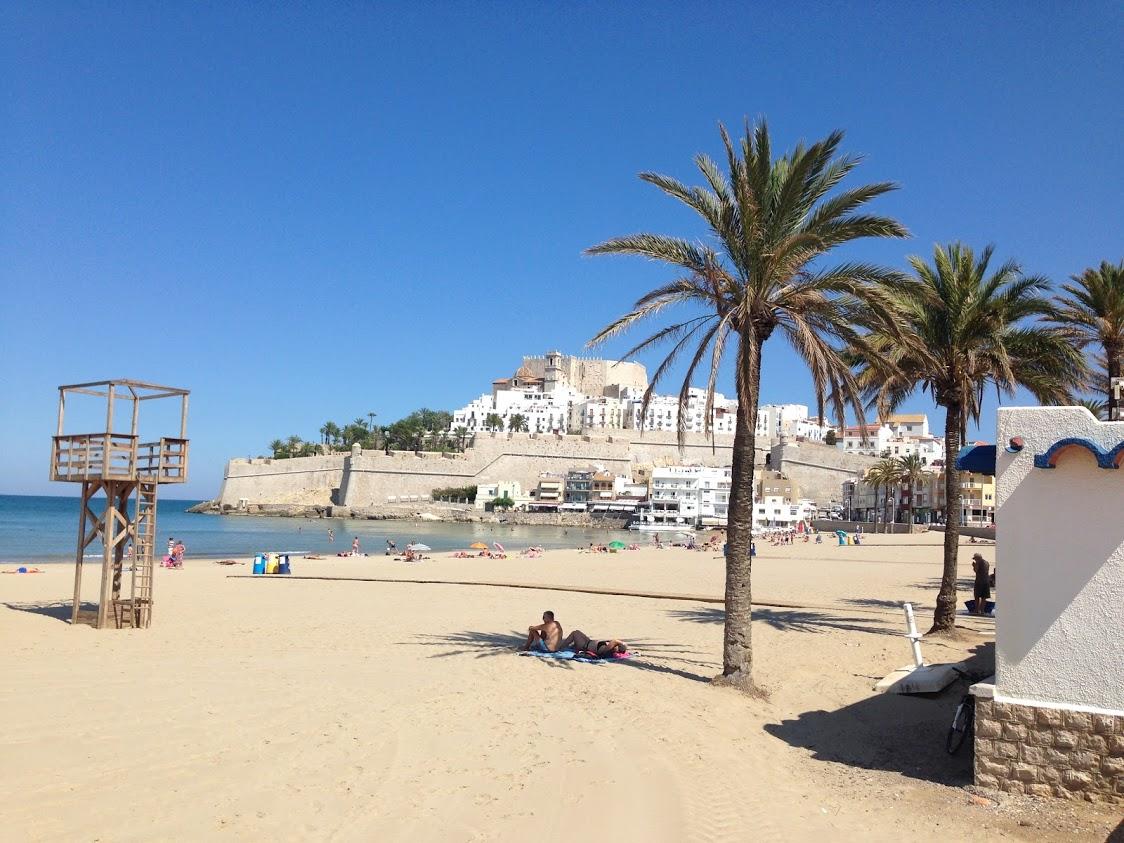 Peñiscola - Playas y Castillo - Comunitat Valenciana