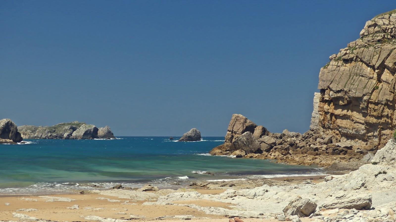 Playa del Portio Santander plaża