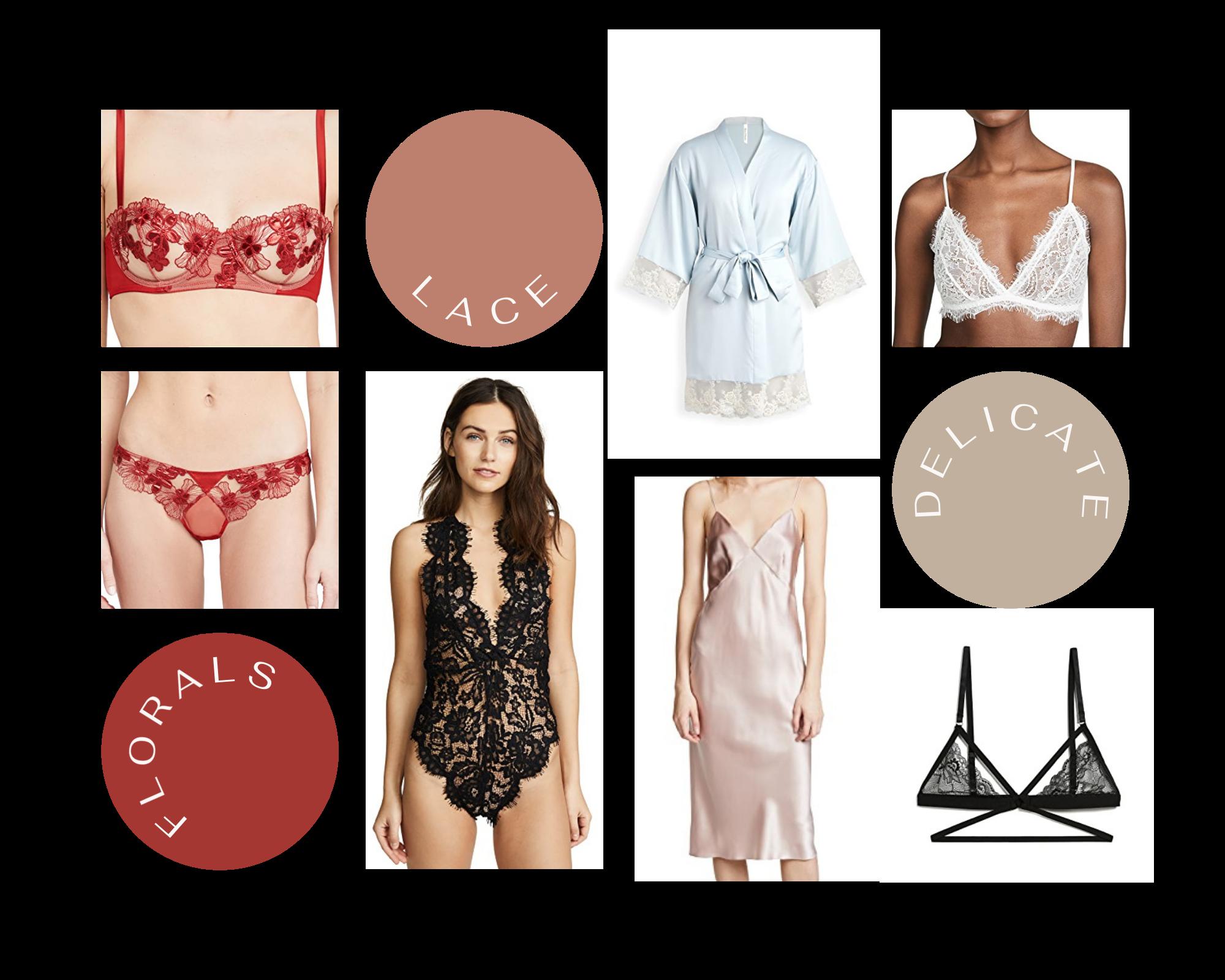 Style Edit: Lingerie   Organized Mess