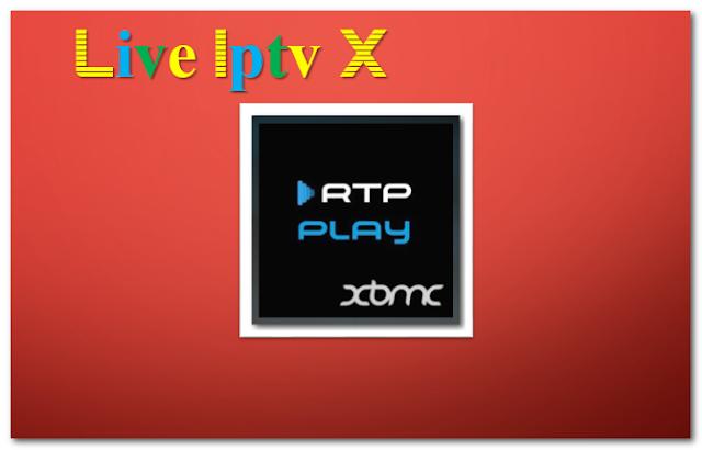 RTP Play TV Show Addon