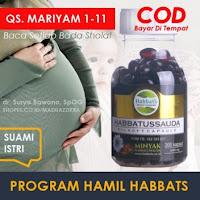 Promil Habbatussauda Soft Capsul Program Hamil Penyubur Kandungan