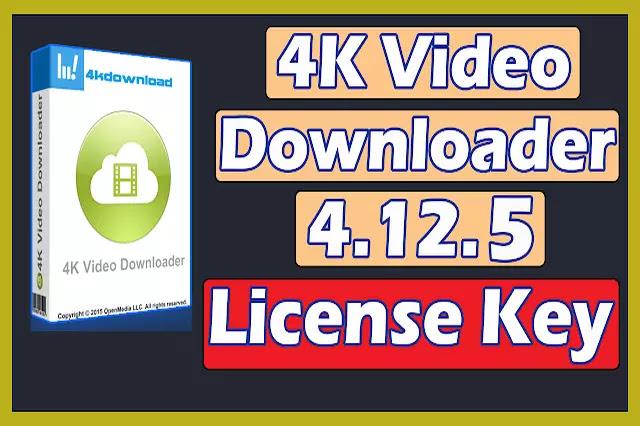 4k Video Downloader 4.12.5