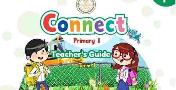 دليل معلم Connect Plus 1 الصف الاول الابتدائي الترم الاول 2021